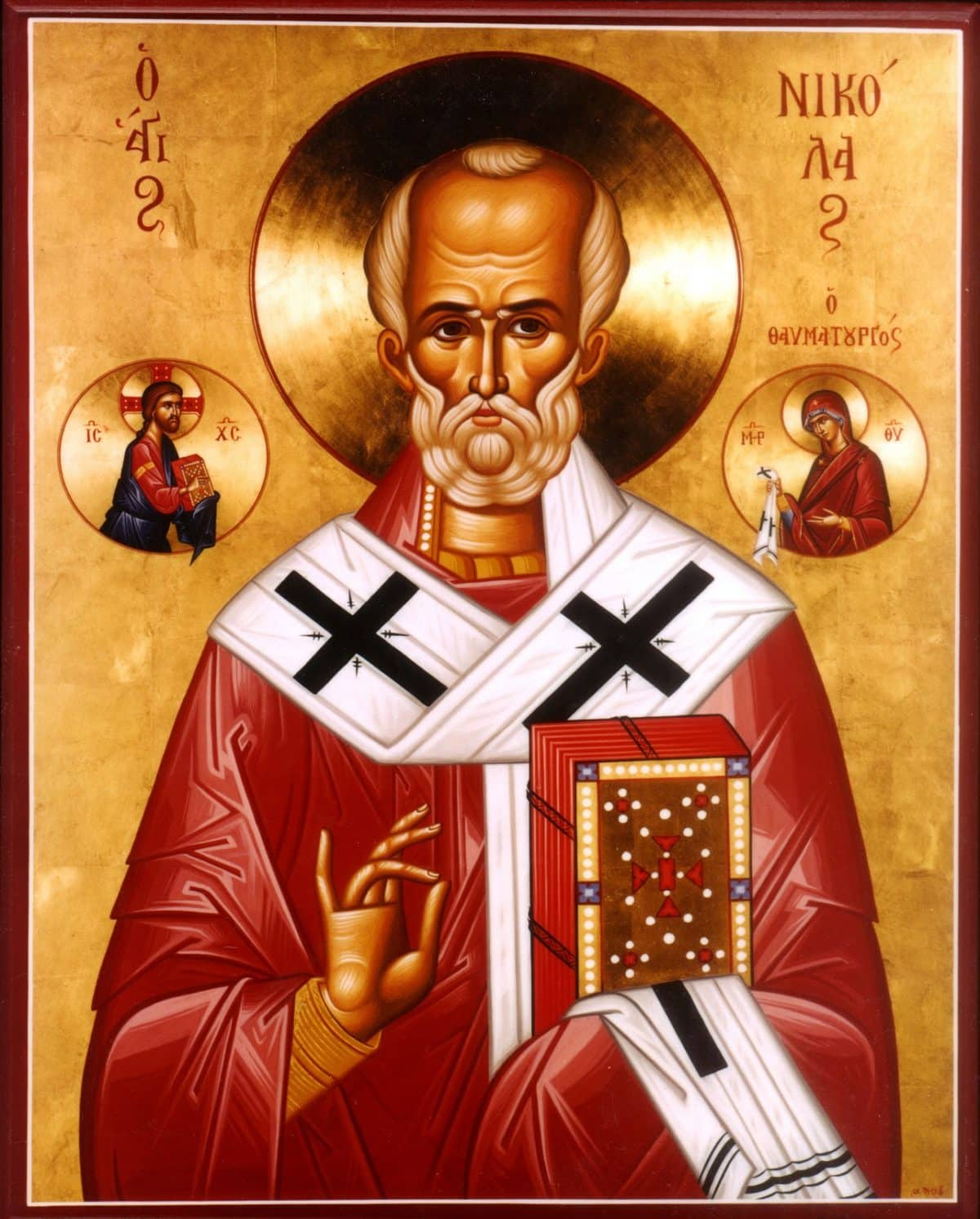 Tradition Of Saint Nicholas >> St Nicholas: He Who Punches Heretics in the Face (and Gives Gifts to Children) - Taylor Marshall