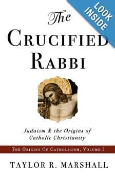 Crucified Rabbi Look Inside