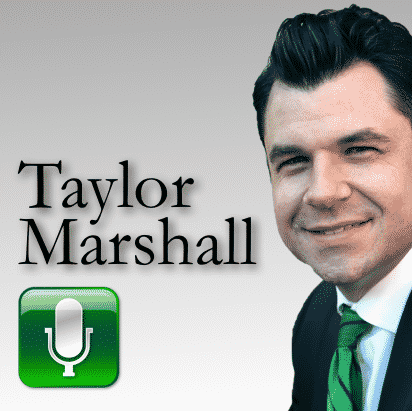 Taylor Marshall Podcast Button 410x